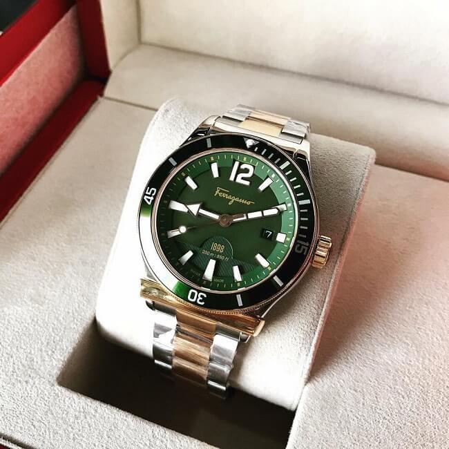 Đồng hồ Salvatore Men's FF3270015