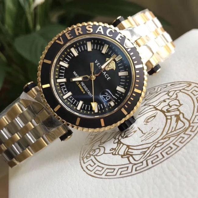 Đồng hồ Versus by Versace luôn được sản xuất với tiêu chuẩn cao nhất của Thuỵ Điển
