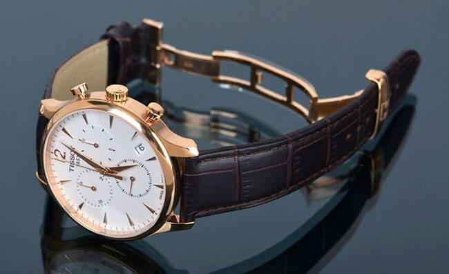 dây đeo của đồng hồ Thụy Sỹ