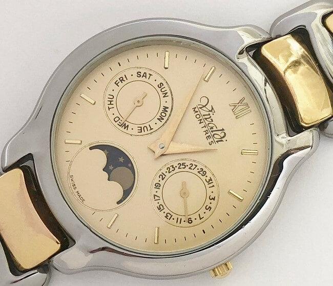 Đồng hồ Quartz sở hữu độ chính xác gần như tuyệt đối