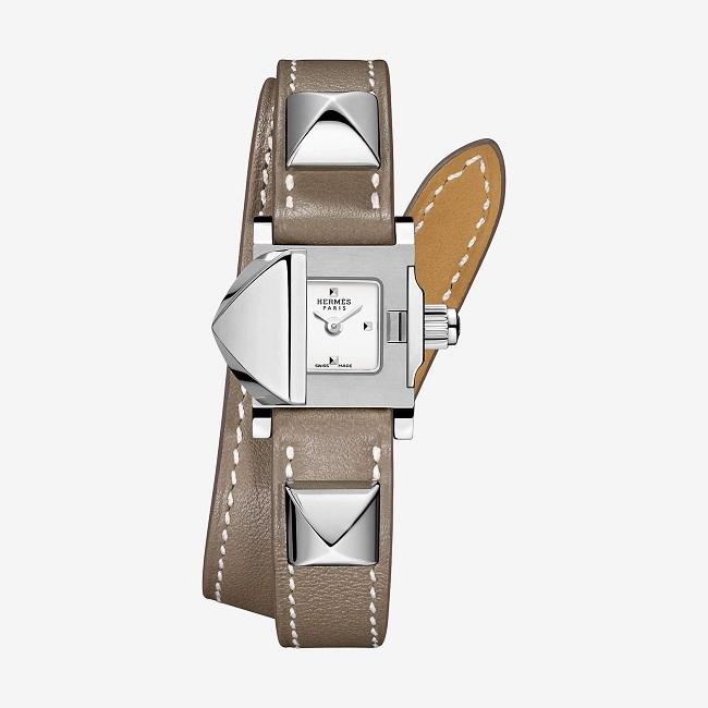Lên đồ cực chất với Hermes Medor Watch
