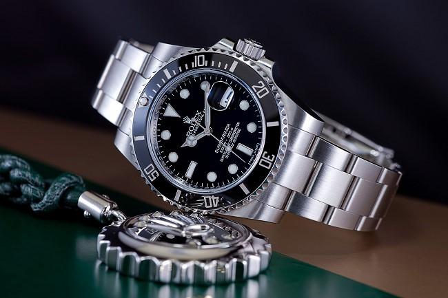 đồng hồ nam cao cấp thụy sĩ Rolex
