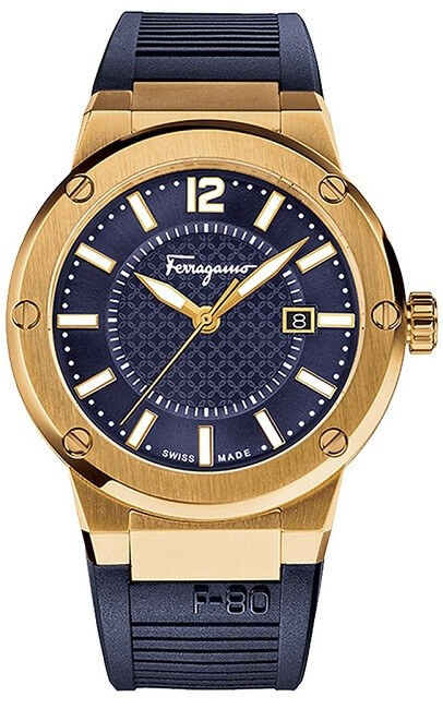 Thiết kế thu hút của đồng hồ Salvatore Ferragamo