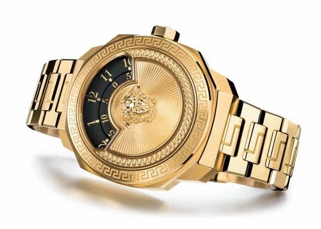 Những chiếc đồng hồ toát ra vẻ xa hoa và sang trọng