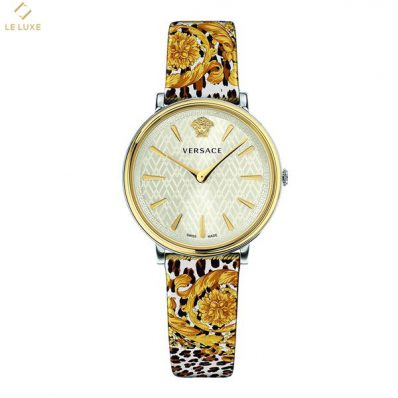 VERSACE V-CIRCLE TRIBUTE EDITION WATCH VBP120017