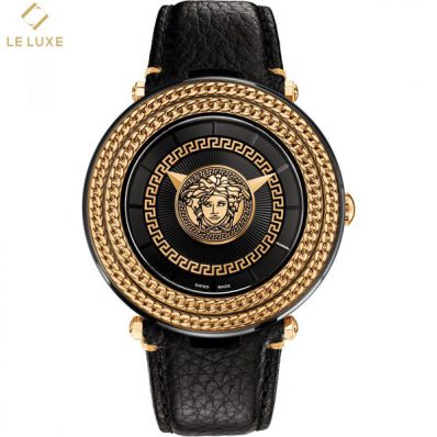 VERSACE V-METAL ICON WATCH VQL030015